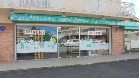 Ouverture d'un magasin dès le mois de septembre de produits fermiers à Ramonville : l'Esprit Fermier
