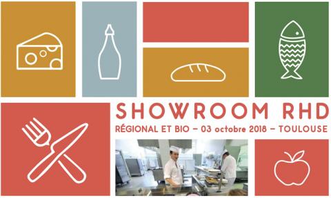 La Ferme des Tilleuls invitée au Showroom Restauration-Hors-Domicile le 3/10/18