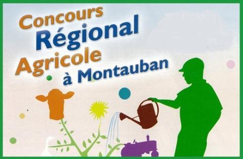 Venez retrouver nos yaourts et notre lait au Concours Agricole de Montauban les 29,30 septembre et 1er octobre